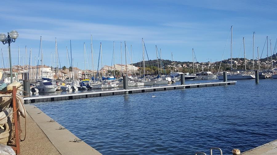 Nouvelles pannes au Port de Sanary-sur-Mer (83)