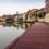 Février 2018 –  Castelnaudary (11) – passerelle piétonne flottante