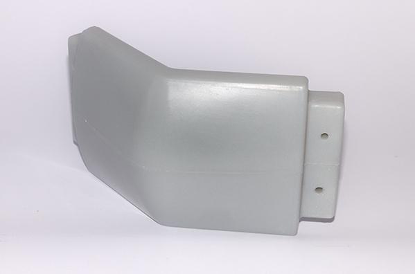 MP 045 pièce d'angle 45°sur anneaux et ponton-METALU