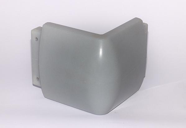 MP 090 pièce d'angle à 90° sur ponton-METALU