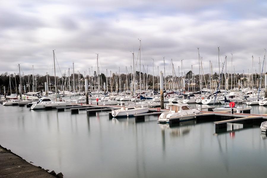 Port de plaisance de Port-La-Forêt