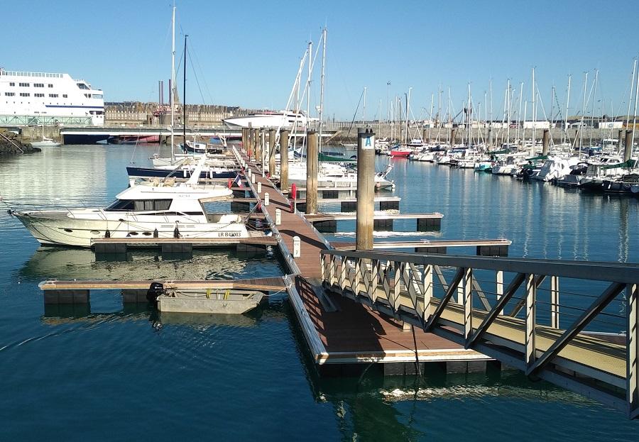 port de sablons
